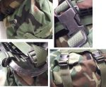 MOLLE2 ラックサックシステム WD