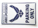 U.S.AIR FORCE PARKING